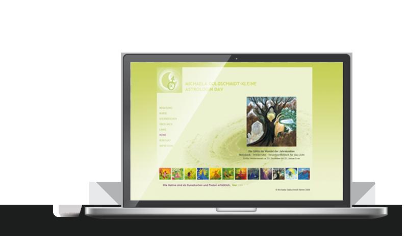 Astrologie Baden-Baden   Referenz Webdesign