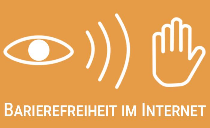 Barrierefreiheit / Accessibility im Internet