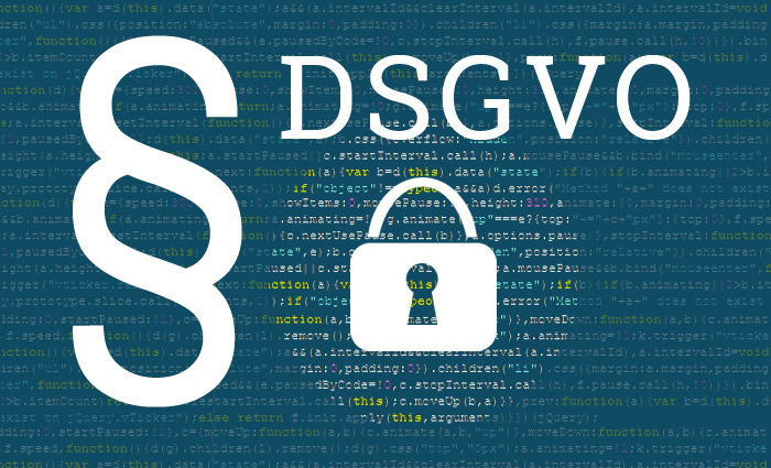 Infos zur Datenschuterklärung von Webdesign Saarbrücken