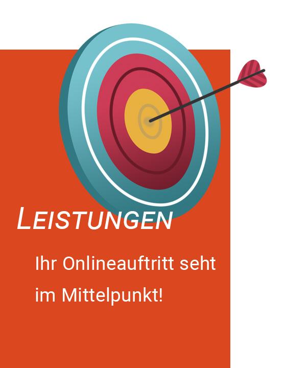 Leistungen Web-Design Saarbrücken