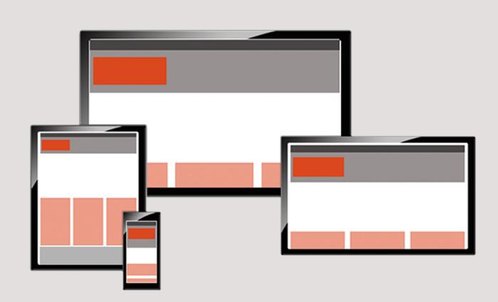Responsives Webdesign für Mobile Websites