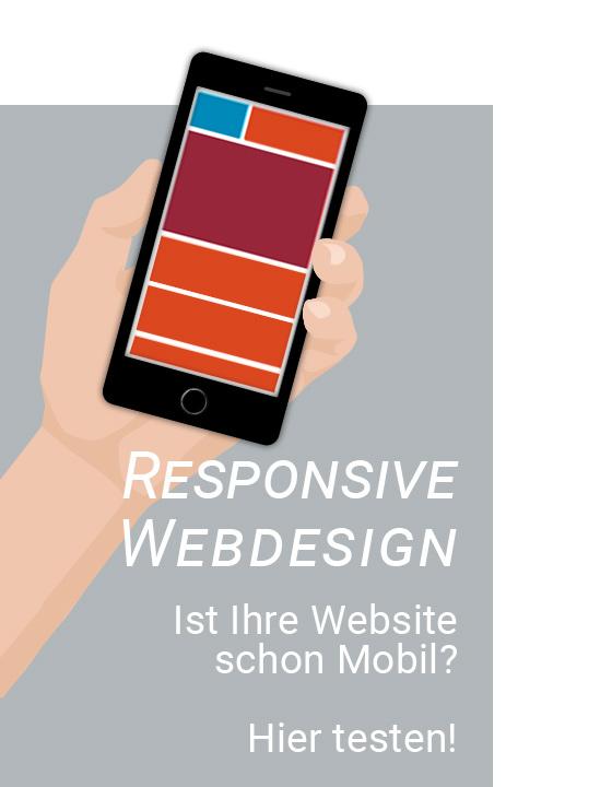 Responsives Webdesign hier testen