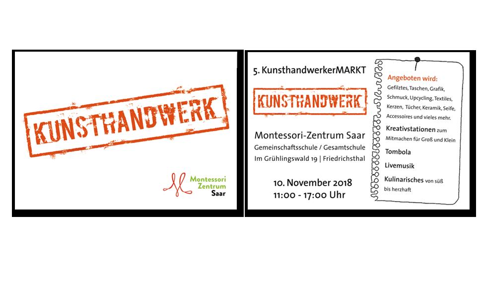 Flyer   Kunsthandwerkermarkt