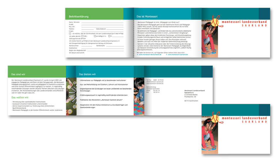 Flyer   Montessori Landesverband Saar