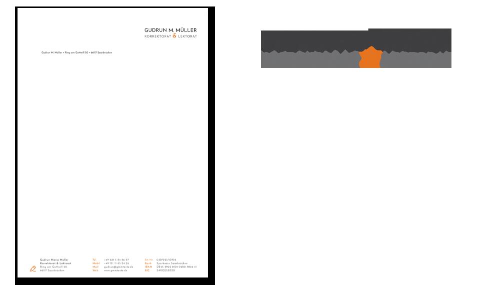 Geschäftspapier | Logo - Referenzen Print