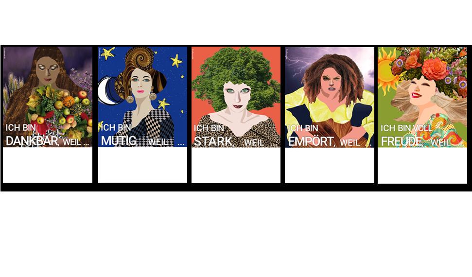 Postkarten - Print