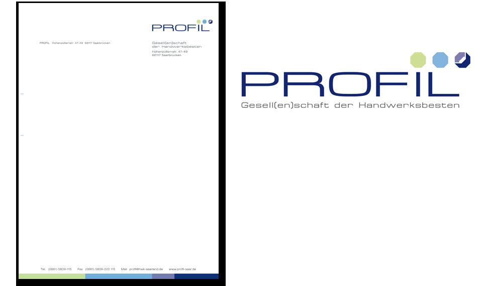 Logo | Geschäftspapier | Profil